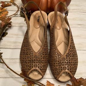 Earth Jacaranda shoes